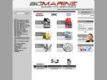 BG Marine - Reservedele til Mercury Mercruiser, Volvo Penta og OMC