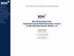 Berufsverband der Gebärdensprachdolmetscherinnen in Norddeutschland e. V. BGN