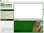 Serramenti e infissi - Genova - BG Porte