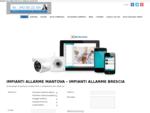Vendita OnLine sistemi di Allarme e Antifurti in KIt, Video Sorveglianza e Quadri Elettrici per ...