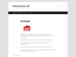 BHA Systems OÜ | ... uus nägemus elektrikilpide tootmisel