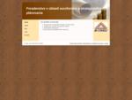Úvod Poradenstvo v oblasti eurofondov a strategického plánovania
