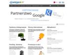 WizjaNet - kompleksowe usługi dla firm w zakresie Internetu. Oferujemy tworzenie, hosting oraz poz