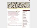 Welkom bij Bibitie | Bibitie