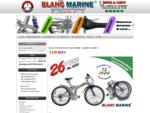 promozioni BICI PIEGHEVOLE e - BICICLETTA PIEGHEVOLE ALLUMINIO BLANC MARINE