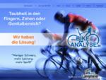 Bike-Analyse. de - Sohlen für gesteigertes Radfahren
