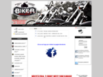 Borse moto custom, accessori moto custom, abbigliamento moto, t-shirt, caschi, stivali. Biker Market