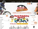 BikesportHE - všetko pre váš bicykel