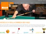Home Billard München HS Billardvertriebs GmbH