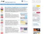 BILLIG FLUG VERGLEICH 12 FLUGBÖRSEN ZUR FLUG BUCHUNG IM TEST