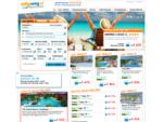 Frühbucher Urlaub und Last Minute Reisen jetzt günstig buchen bei billigweg.at
