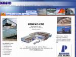BIMEKO - Μεταλλικά Κτίρια, Panels, Χαλυβουργικά