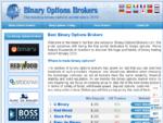 Opções Binárias | Corretores de Opções Binárias