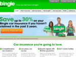 Bingle - Cheap Car Insurance - Budget Online Quotes from $1. 55 a day - Bingle