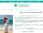 Bem-vindo à BioBalance