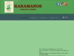 Αρχική σελίδα - Οικολογικά Αγροκτήματα Καραμάνου - Karamanos Organic Farms