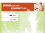 Medizinischer Biomagnetismus nach Isaac Goiz Duraacute;n