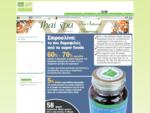 Φυσικά προϊόντα αδυνατίσματος, ομορφιάς και καθαριότητας - bionaturel