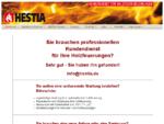 Startseite - Hestia Kundendienst für Holzfeuerungen