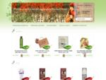 Prírodná kozmetika, liečivé produkty, biopotraviny, ekodrogéria - bio obchod Bioshop