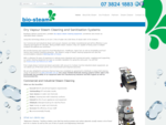 Vapour Steam Cleaners - Biosteam. com. au