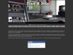 opname studio Black White