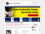 Kuro Obi Martial Arts - Kyokushin karate for Sydney's Inner West