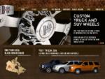 Custom Auto Wheels | Black Iron Wheels