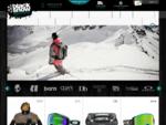 Skiudstyr → Fedt udstyr og tøj fra førende mærker - Blacksnow