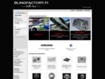 BlingFactory - Billet parts