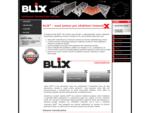 Parapety Blix | Ohýbané klempířské doplňky střech a fasád