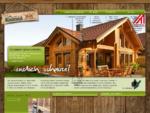 Scandinavian Blockhaus :: Ihr Holz-Traumhaus aus St. Florian in Oberösterreich - Home
