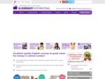 English school in London, IELTS, TOEIC, TOEFL exam course | Bloomsbury International - Bloomsbury ...