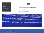 Blue-PC - PC Reparatur München und Krefeld