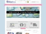 Rolig heminredning, presenter, prylar babysaker online | Bluebox. se