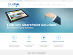 Bluebox Solutions - SharePoint Perth Document Management, Intranets, Portals, Workflow