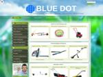 BLUE DOT | ΕΡΓΑΛΕΙΑ ΚΗΠΟΥ, ΜΗΧΑΝΕΣ ΓΚΑΖΟΝ, ΕΙΔΗ ΚΗΠΟΥ, ΚΗΠΟΥΡΙΚΗΣ