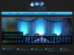 Blue Water Sound and Lighting. Entertainment Professionals Mackay. Create the perfect atmosphere f