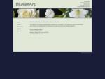 BlumenArt - Herzlich willkommen