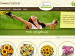 Home Blumenversand. de Ihr Orginal seit 1997
