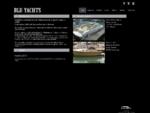 Vendita yachts imbarcazioni di lusso nuove e usate | Blu Yachts