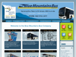 Blue Mountains Bus Company Services