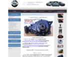 BMW 5x5 - Разбор BMW X5 (E53), бу запчасти (разборка) раздатки, редуктора, катализаторы, зеркала