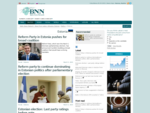 Estonia | Baltic News Network - News from Latvia, Lithuania, Estonia