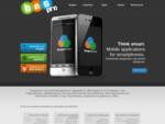 BNS PRO | Υπηρεσίες διαδικτύου | Κατασκευή Ιστοσελίδας | Σχεδιασμός εταιρικού προφίλ