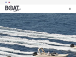 Boat Center - Δ. Μελιδωνιάτης, αποκλειστικός αντιπρόσωπος των Ιταλικών φουσκωτών