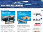 Bouzakis Bros Marine - Αρχική