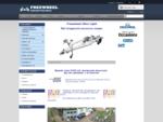 Freewheel boottrailers - ook hét adres voor al uw boottrailer-onderdelen en accessoires - Fre