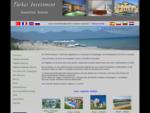 Immobilien Bodrum, Kusadasi u. türkische Riviera