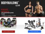 Συμπληρώματα διατροφής - Όργανα γυμναστικής - Πρωτεϊνη, Κρεατίνη - Λιποδιαλύτες | Bodybuilding Club